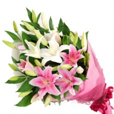 Luxury Lilly Bunch